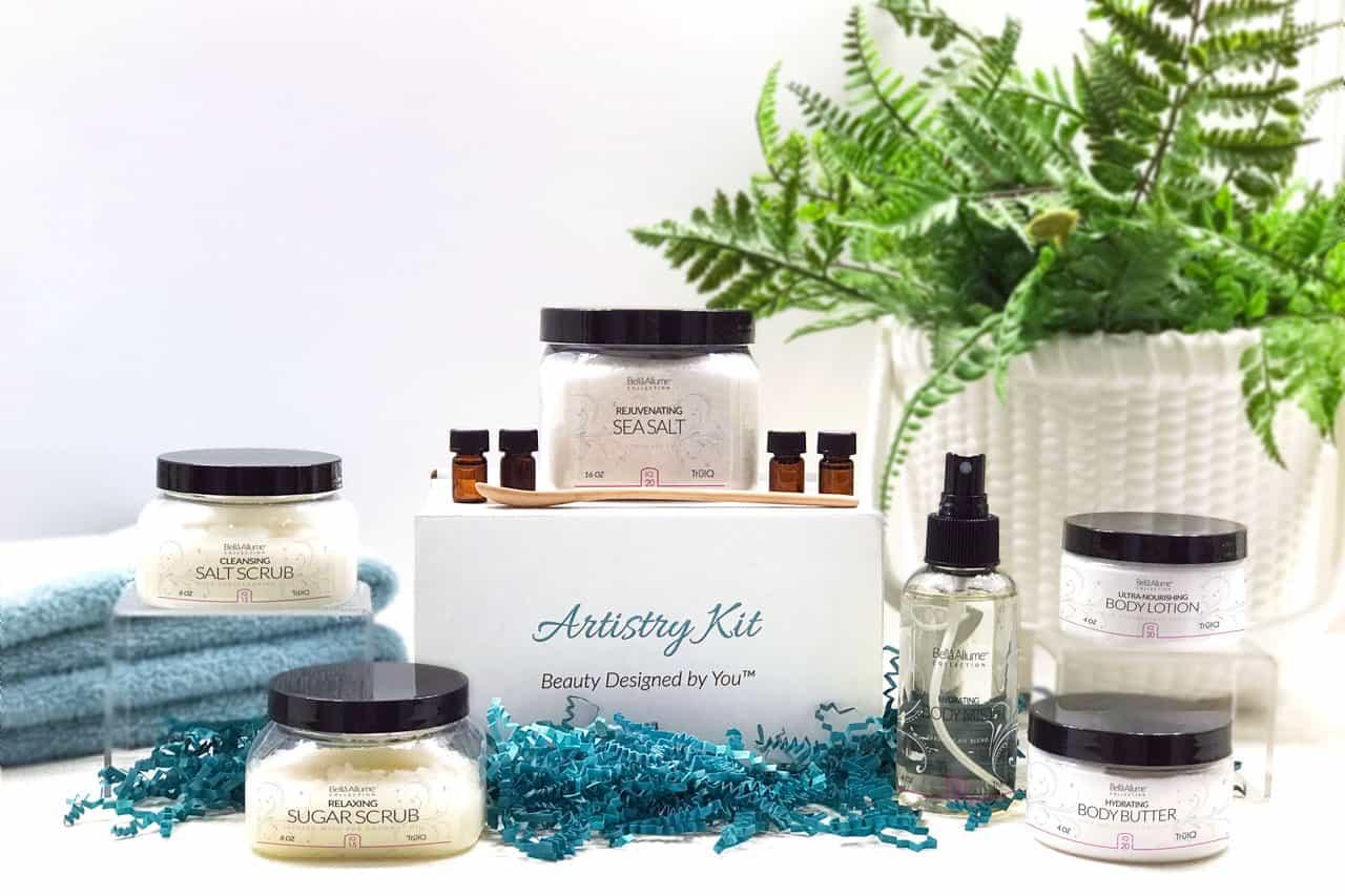 Artistry Kit - Rejuvenating Sea Salt